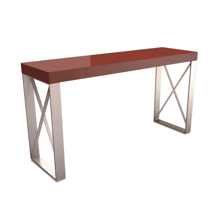 long wooden office table